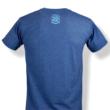 Budafok Line póló-kék